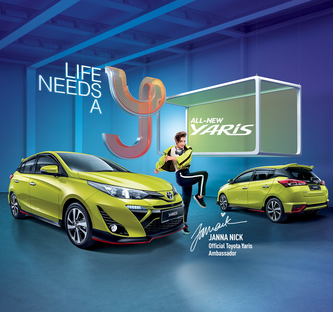 Toyota Official Site >> Toyota Malaysia All About The Drive